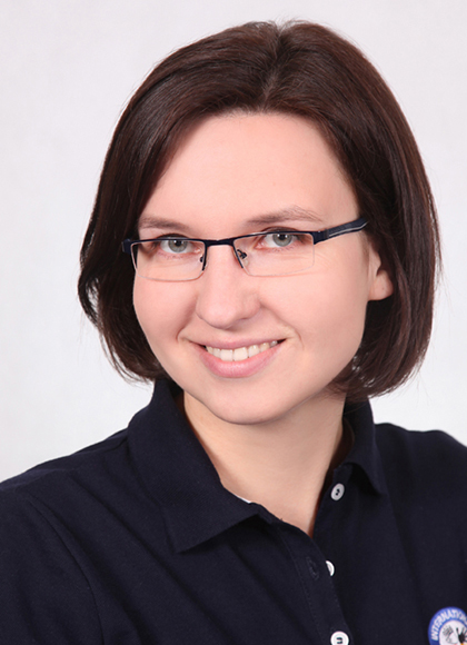 Agata Brzezińska, M.A.