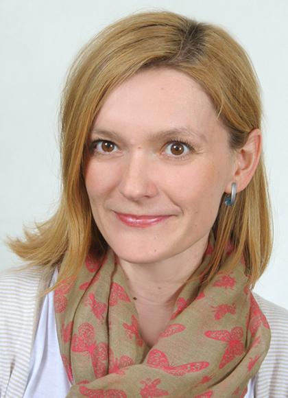 mgr Agnieszka Donaj