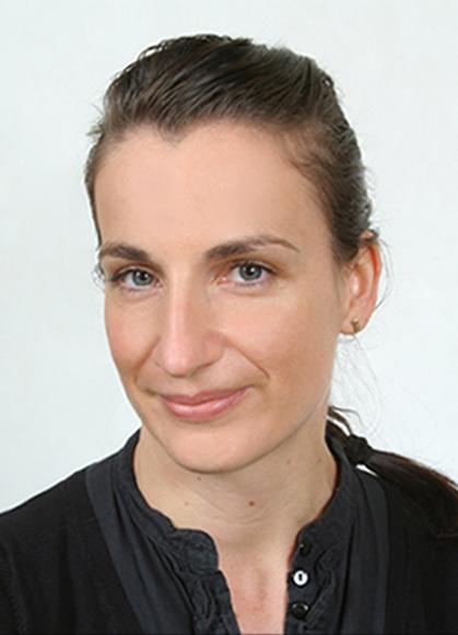 mgr Joanna Bernard