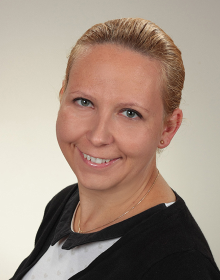 Joanna Ciszewska-Marciniak, Ph.D.