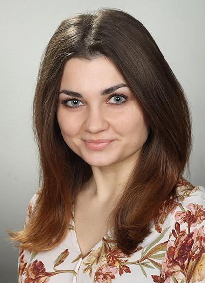 Jolanta Bielawska, M. A.