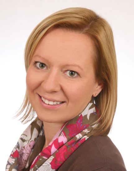 Anna Kalwani, M.A.