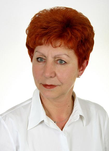 Krystyna Śniegowska M.A.