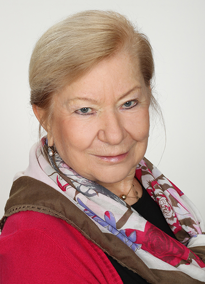 mgr Krystyna Matuszewska