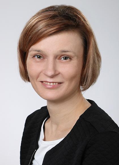 mgr Urszula Marcinek