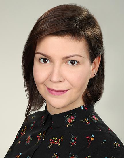 mgr Weronika Wójkiewicz