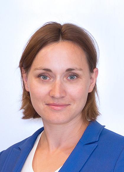 Wiesława Krysa, M.A.